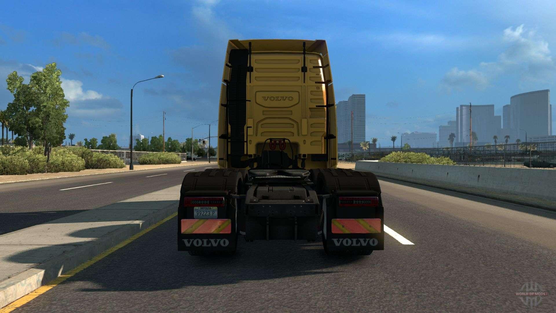 Volvo fh16 2012 pour american truck simulator - Pelleteuse simulator gratuit ...