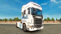Bayern Express skin für Scania-LKW