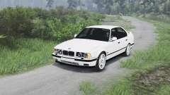 BMW M5 (E34) 1995 [25.12.15]