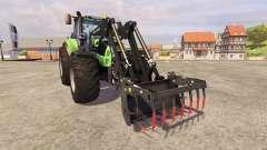 Deutz-Fahr Agrotron 7250 TTV FL
