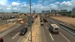 Augmentation de la densité de trafic