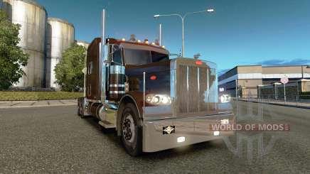 Peterbilt 389 v1.0 pour Euro Truck Simulator 2