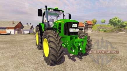 John Deere 7530 Premium FL für Farming Simulator 2013