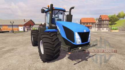 New Holland T9.615 v2.0 pour Farming Simulator 2013