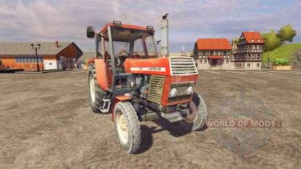 URSUS C-385 v1.4 pour Farming Simulator 2013