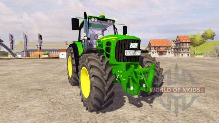 John Deere 7530 Premium FL v1.1 pour Farming Simulator 2013