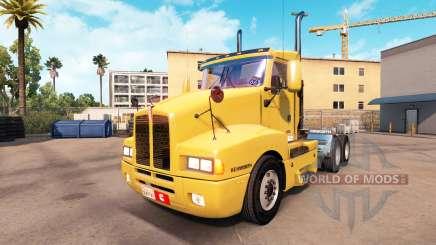 Kenworth T600 Day Cab für American Truck Simulator