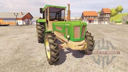 Schluter Super 1050V v2.0 pour Farming Simulator 2013