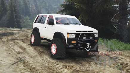 Nissan Pathfinder [25.12.15] pour Spin Tires