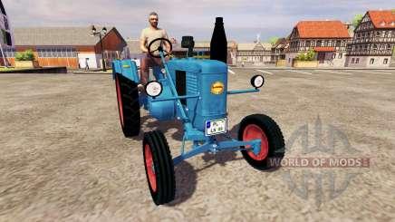 Lanz D 1705 für Farming Simulator 2013