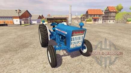 Ford 3000 pour Farming Simulator 2013