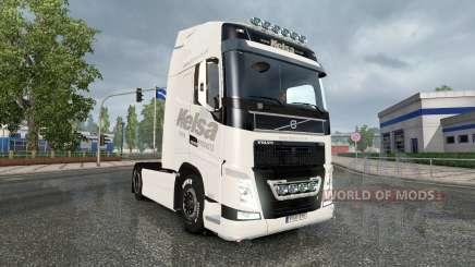 Volvo FH16 2013 [Kelsa] für Euro Truck Simulator 2