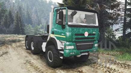 Tatra Phoenix T 158 [25.12.15] pour Spin Tires