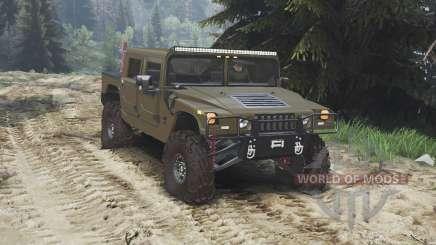 Hummer H1 [16.12.15] für Spin Tires