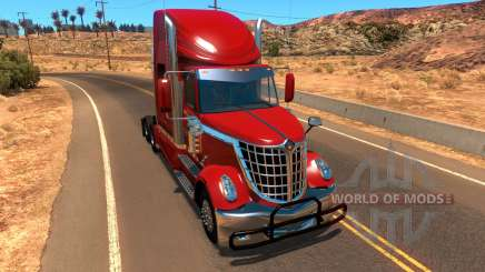 International Lonestar v2.0 pour American Truck Simulator