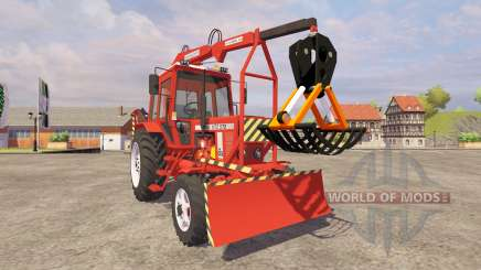 MTZ-572 pour Farming Simulator 2013