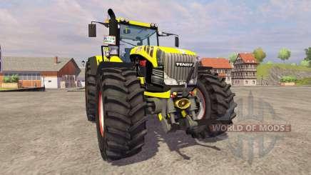Fendt 939 Vario [yellow bull] v2.0 für Farming Simulator 2013