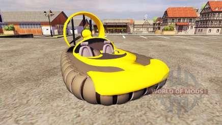 L'aéroglisseur pour Farming Simulator 2013