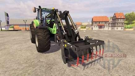 Deutz-Fahr Agrotron 7250 TTV FL pour Farming Simulator 2013