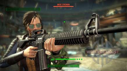 Fusil d'assaut M226 pour Fallout 4