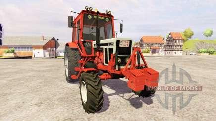 MTZ-82 [Suite] pour Farming Simulator 2013