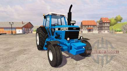 Ford 8630 2WD v4.0 pour Farming Simulator 2013