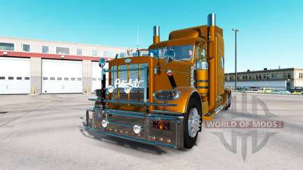 Peterbilt 389 v2.11 pour American Truck Simulator