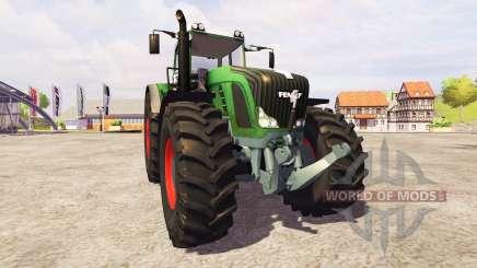 Fendt 936 Vario [pack] v5.3 pour Farming Simulator 2013