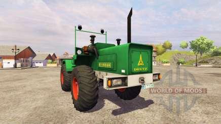 Deutz-Fahr D 16006 v1.5 pour Farming Simulator 2013
