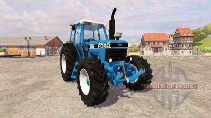 Ford 8630 4WD v5.0 pour Farming Simulator 2013