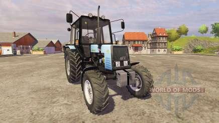 MTZ-Biélorussie 1025 v2.0 pour Farming Simulator 2013