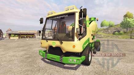 Krone Comprima V180 [osimobil] pour Farming Simulator 2013