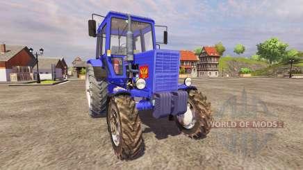 MTZ-82 v2.3 pour Farming Simulator 2013