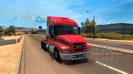 Iveco Strator v2 pour American Truck Simulator