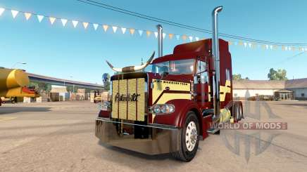Peterbilt 389 pour American Truck Simulator