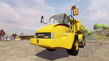 Caterpillar 725 v1.6 für Farming Simulator 2013
