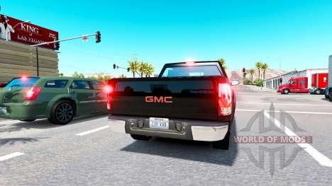 Real Namensschilder für Verkehr für American Truck Simulator