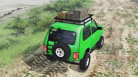 VAZ-2121 Niva [03.03.16] für Spin Tires