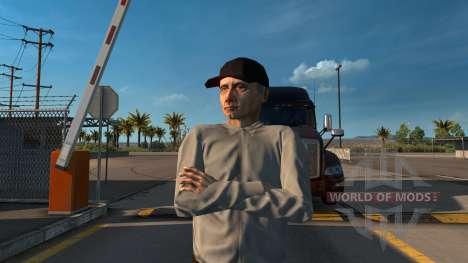 Manager für American Truck Simulator