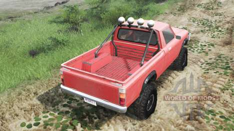 Chevrolet LUV 1979 [03.03.16] pour Spin Tires