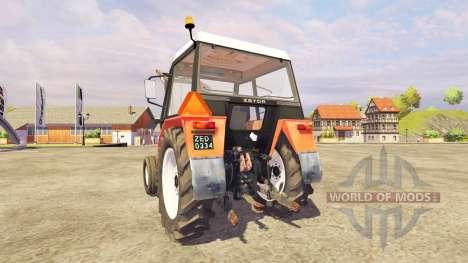 Zetor 5211 FL für Farming Simulator 2013