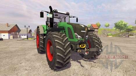 Fendt 939 Vario v3.0 pour Farming Simulator 2013
