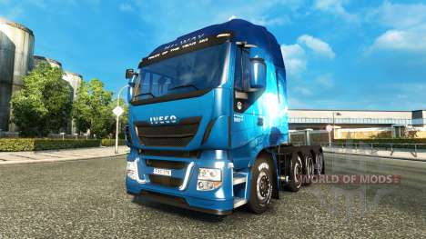 Iveco Stralis 560 Hi-Way 8X4 v1.0 für Euro Truck Simulator 2