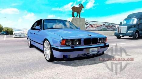 BMW M5 (E34) [traffic] für American Truck Simulator
