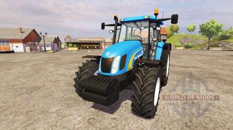 New Holland TL 100A pour Farming Simulator 2013