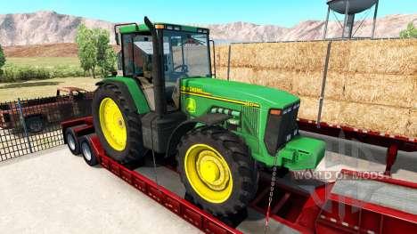 Réel des marques pour transporter de l'équipemen pour American Truck Simulator