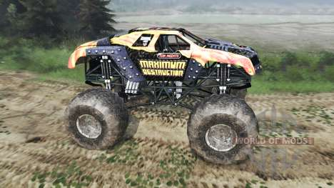 Monster Truck [03.03.16] pour Spin Tires