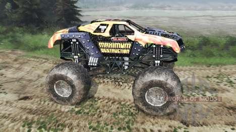 Monster Truck [03.03.16] für Spin Tires