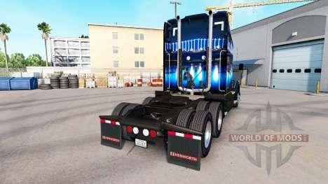 Die Haut-Brücke in San Francisco, auf einem Kenw für American Truck Simulator