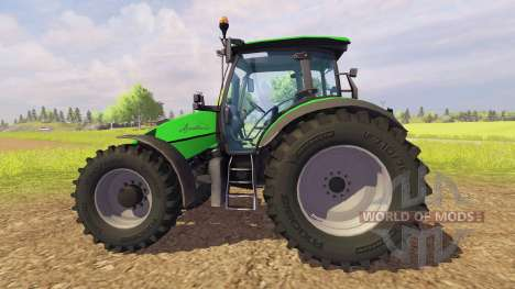 Deutz-Fahr Agrotron 120 Mk3 v2.0 für Farming Simulator 2013